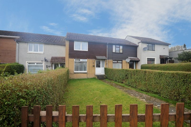 2 Bedrooms Terraced House for sale in Ravenswood Drive, Caskieberran, Glenrothes
