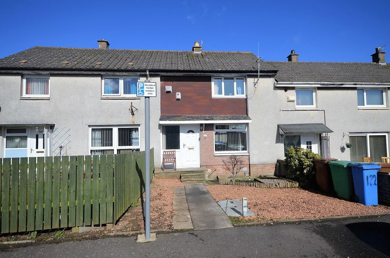 2 Bedrooms Terraced House for sale in Broom Road, Rimbleton, Glenrothes
