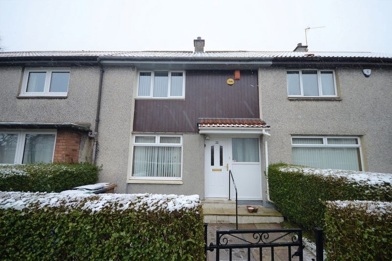 2 Bedrooms Terraced House for sale in Etive Place, Rimbleton, Glenrothes