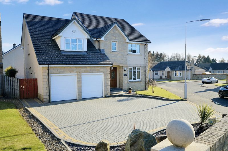 5 Bedrooms Detached House for sale in Balgeddie Grove, Balgeddie, Glenrothes