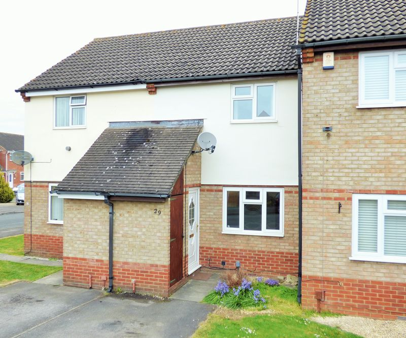 2 Bedrooms Terraced House for sale in Foxglove Close, Gloucester