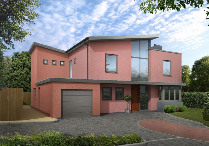 4 Bedrooms Detached House for sale in Jockey Hill, Crediton