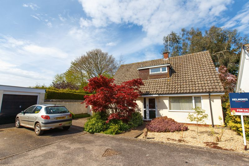 3 Bedrooms Detached Bungalow for sale in Godolphin Close, Newton St Cyres