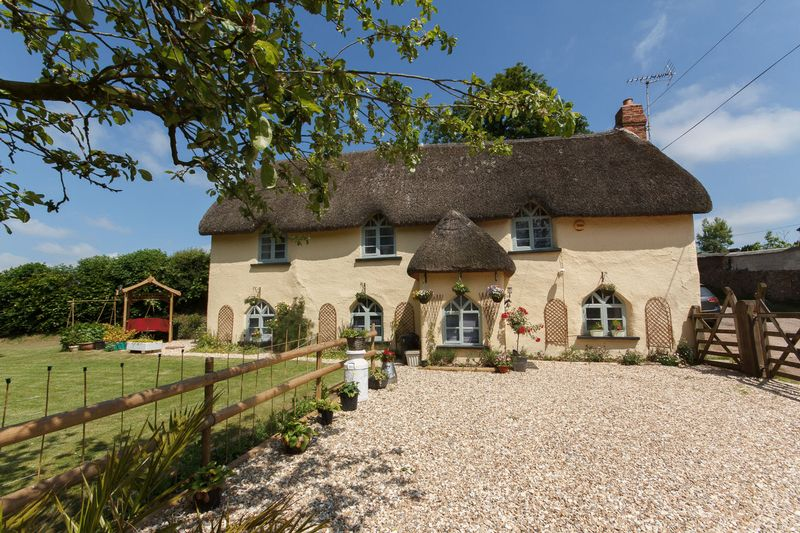 Woodhouse Cottage, Thelbridge, EX17