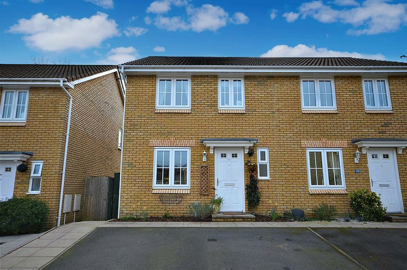 3 Bedrooms Semi Detached House for sale in Grayson Way, Cwmbran