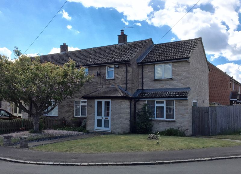 3 Bedrooms Semi Detached House for sale in Old Field, Oxford