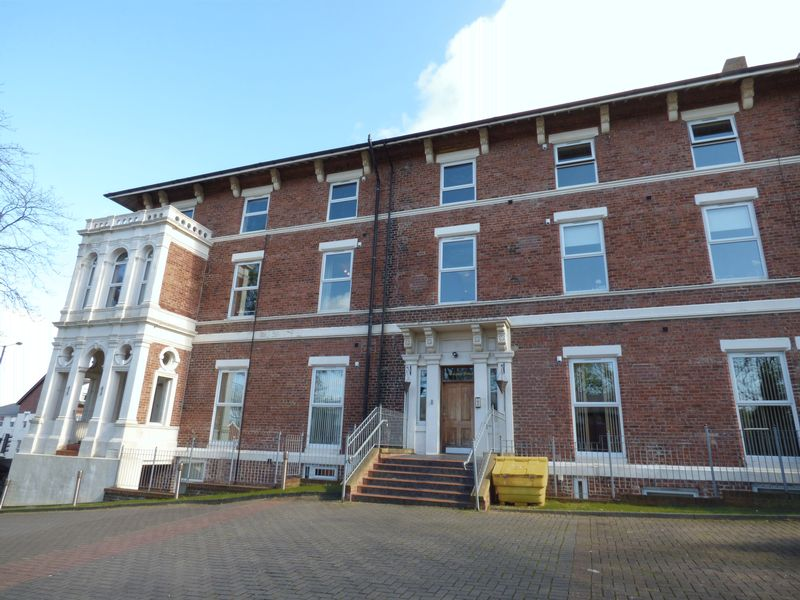 2 Bedrooms Flat for sale in Kensington House, The Cedars