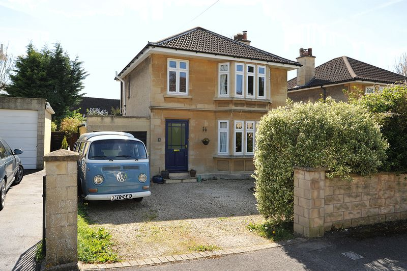 3 Bedrooms Detached House for sale in Elm Grove, Bath