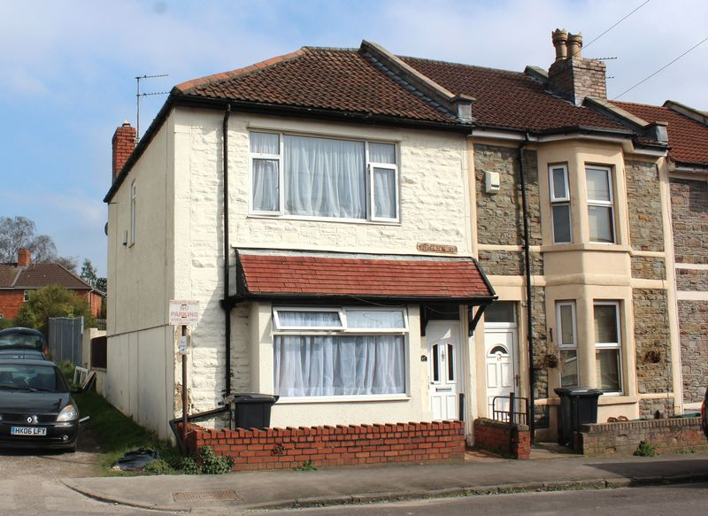 2 Bedrooms Terraced House for sale in Bellevue Road, St George, Bristol