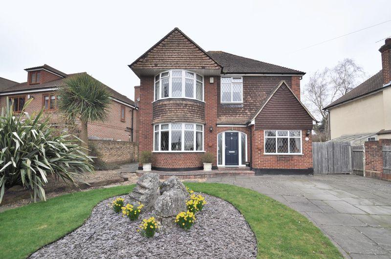 3 Bedrooms Detached House for sale in Wansunt Road, Bexley