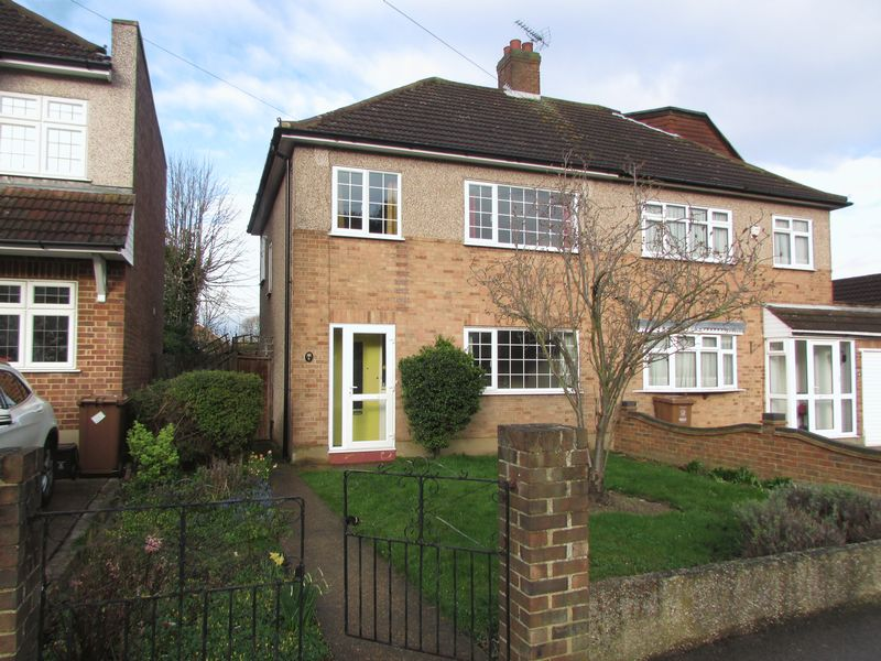 3 Bedrooms Semi Detached House for sale in Hartford Road, Bexley