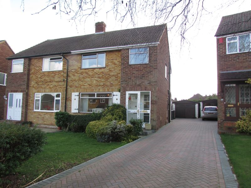 3 Bedrooms Semi Detached House for sale in Vanessa Way, Bexley