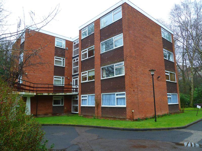 Salisbury Close, Moseley - Top Floor Two...