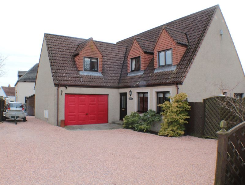 5 Bedrooms Detached House for sale in High Ridge, Dykeside, Freuchie KY15 7ES