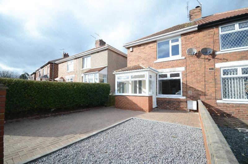 2 Bedrooms Semi Detached House for sale in Leechmere Crescent, Seaham