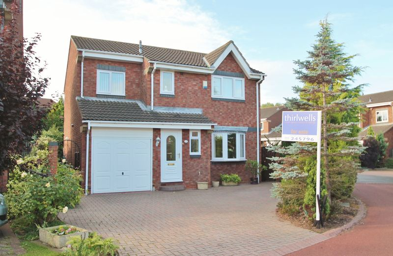 Woodrush, Coulby Newham, TS8