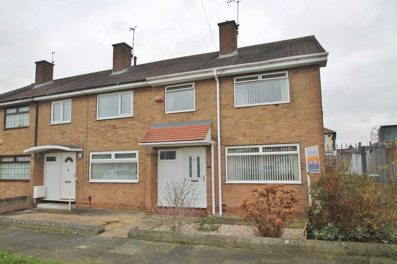 3 Bedrooms Terraced House for sale in Lindisfarne Road, Priestfields