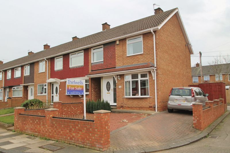 3 Bedrooms Terraced House for sale in Kesteven Road, Easterside
