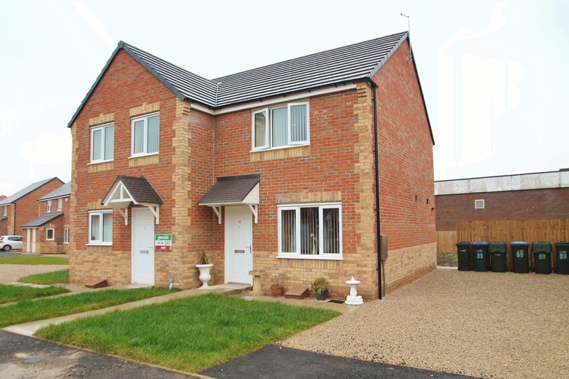 2 Bedrooms Semi Detached House for sale in Middlebeck Close, Middlesbrough