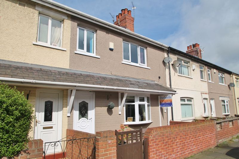 3 Bedrooms Terraced House for sale in Surrey Street, Middlesbrough