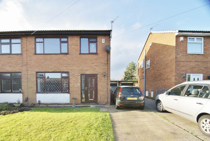 3 Bedrooms Semi Detached House for sale in Lodge Close, Freckleton, PR4 1YN