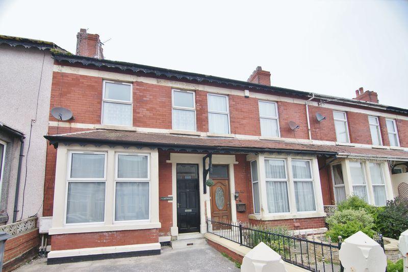 1 Bedroom Flat for sale in Ashburton Road, Blackpool, FY1 2PE