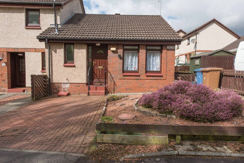 1 Bedroom Semi Detached Bungalow for sale in Leving Place, Eliburn South, Livingston EH54 6SX
