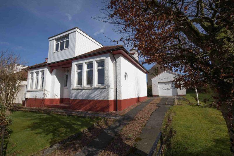 3 Bedrooms Detached House for sale in Windsor Street, Shotts, North Lanarkshire ML7 4DR