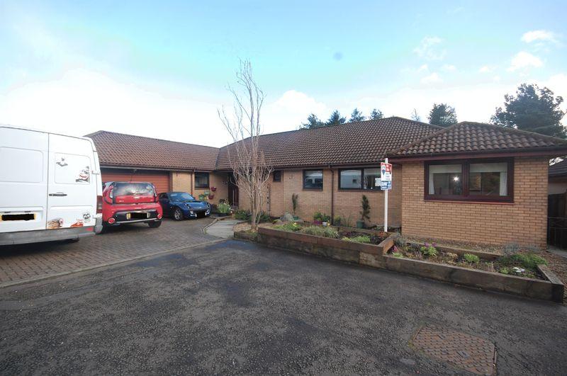 5 Bedrooms Detached Bungalow for sale in Beechwood Park, Livingston EH54 8SN