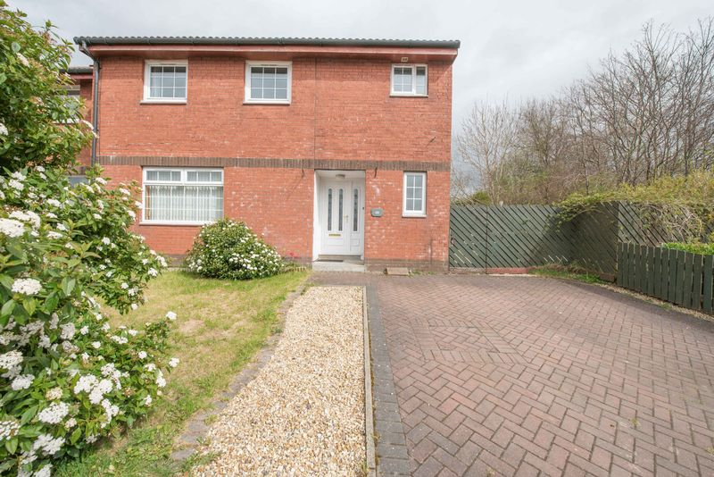 4 Bedrooms Terraced House for sale in Falcon Brae, Ladywell, Livingston EH54 6UL
