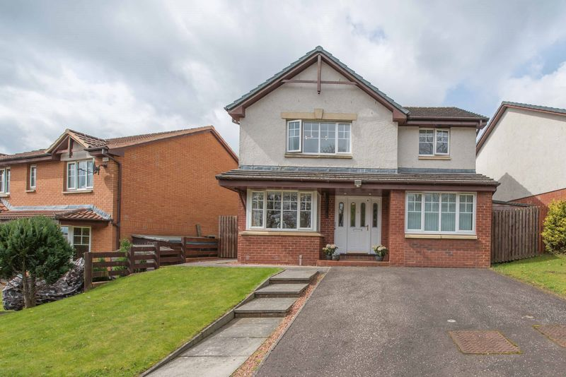 4 Bedrooms Detached House for sale in Columbia Avenue, Howden, Livingston EH54 6PR