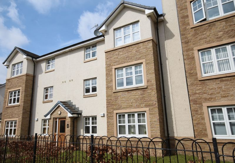 2 Bedrooms Flat for sale in Leyland Road, Bathgate