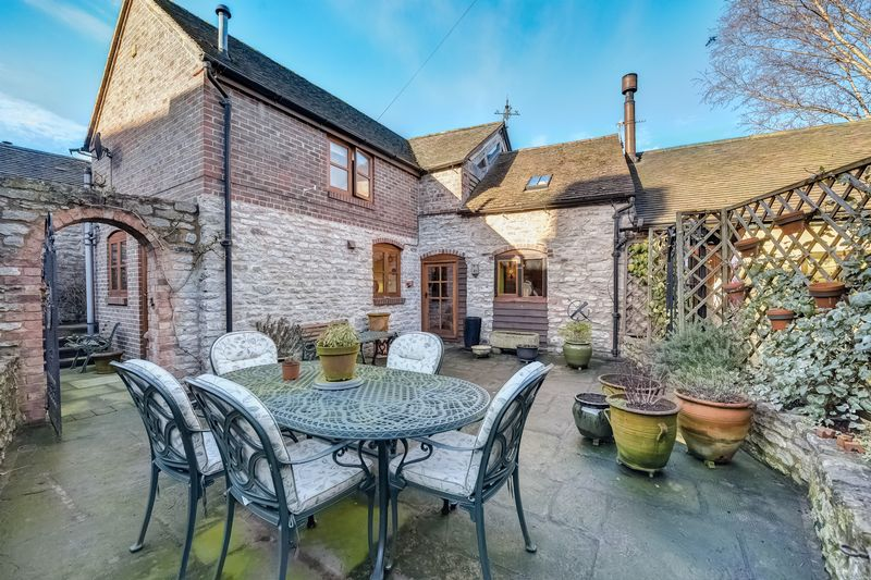 3 Bedrooms House for sale in Back Lane, Much Wenlock