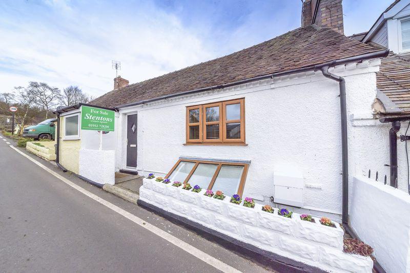 2 Bedrooms Terraced House for sale in Bridge Road, Much Wenlock