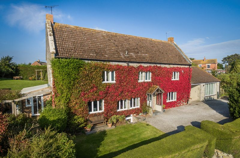 4 Bedrooms Cottage House for sale in Stathe, Somerset
