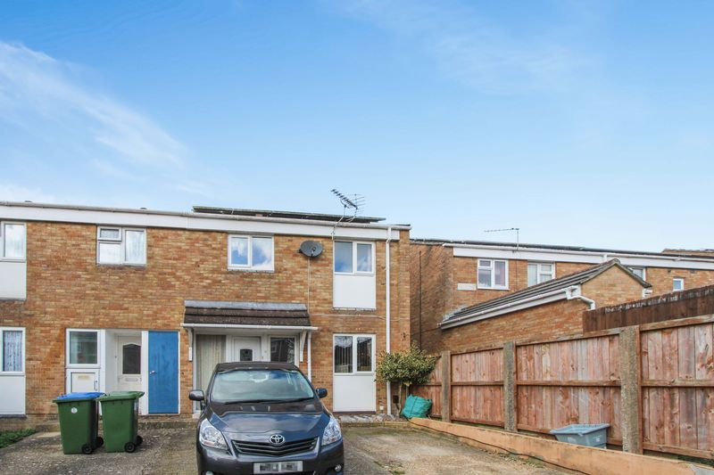 3 Bedrooms Terraced House for sale in Lordshill