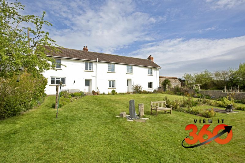 4 Bedrooms Detached House for sale in Nymet Rowland, Crediton