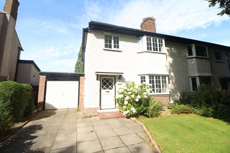 3 Bedrooms Semi Detached House for sale in St. Andrews Road, Bebington
