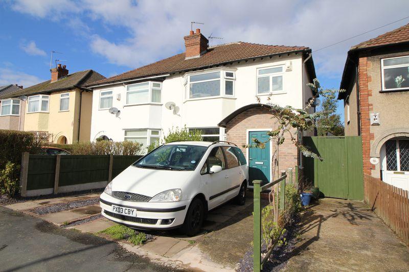 3 Bedrooms Semi Detached House for sale in Quarry Avenue, Bebington