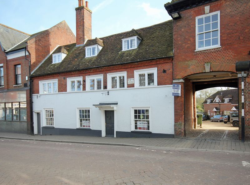 Property for sale in Fordingbridge