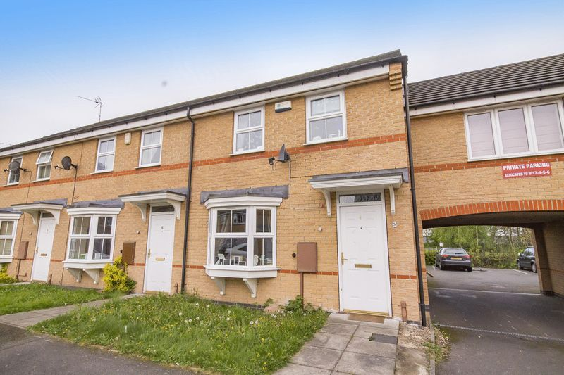 3 Bedrooms Terraced House for sale in Loganberry Court, Derby