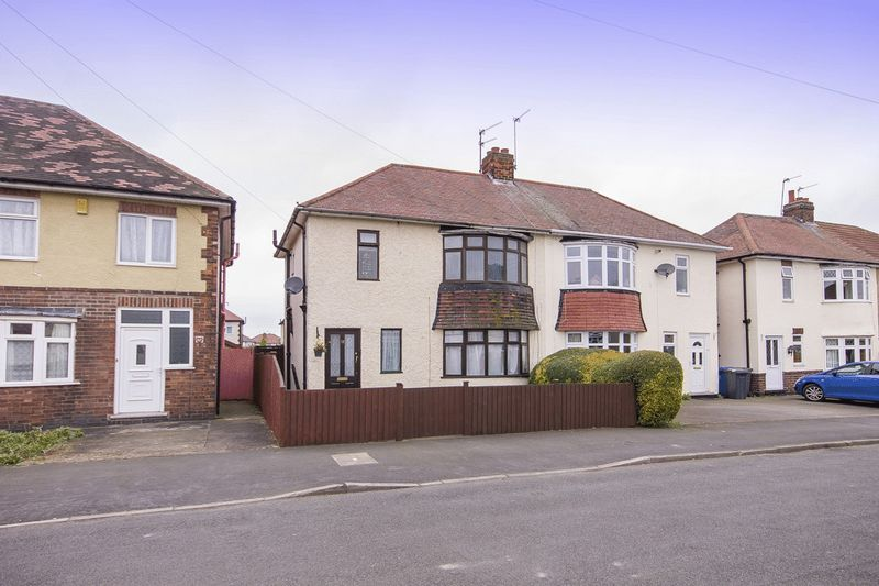 3 Bedrooms Semi Detached House for sale in STILES ROAD, ALVASTON