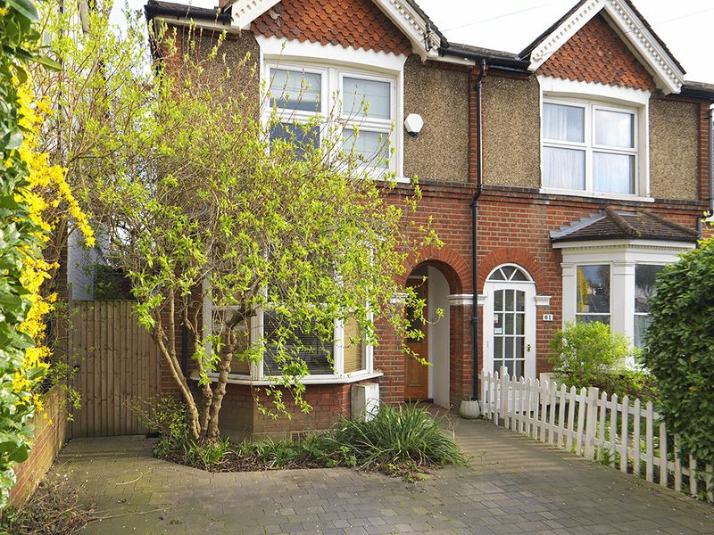 4 Bedrooms Semi Detached House for sale in Coombe Gardens, New Malden, KT3