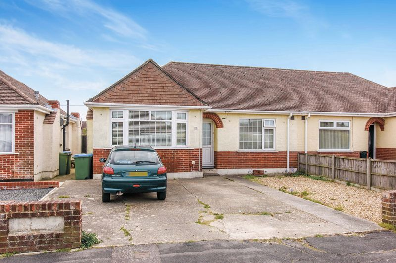 3 Bedrooms Semi Detached Bungalow for sale in St Michaels Grove, Fareham