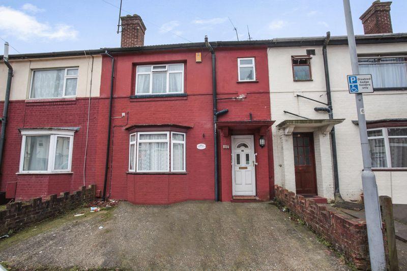 3 Bedrooms Terraced House for sale in Summerfield Road, LU1 1UH