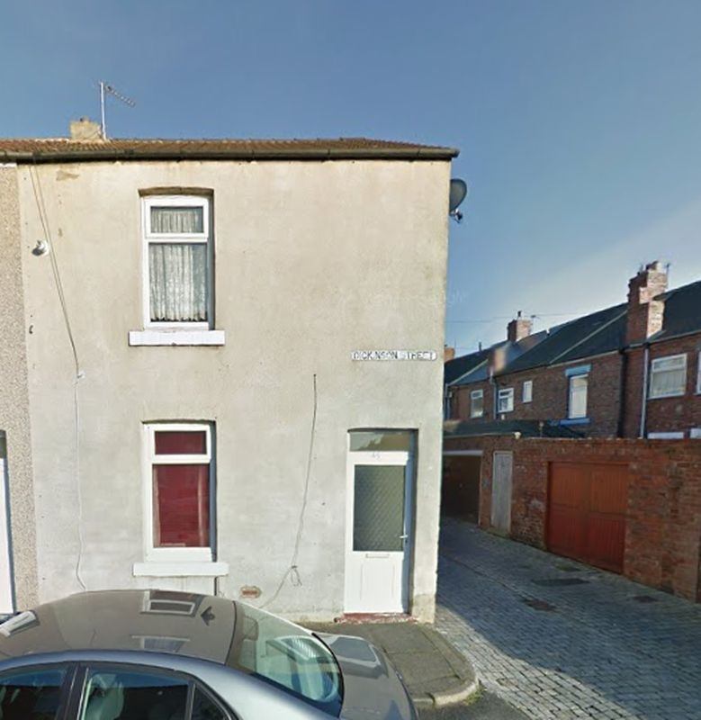 2 Bedrooms Terraced House for sale in Dickinson Street, Darlington DL1 4EQ