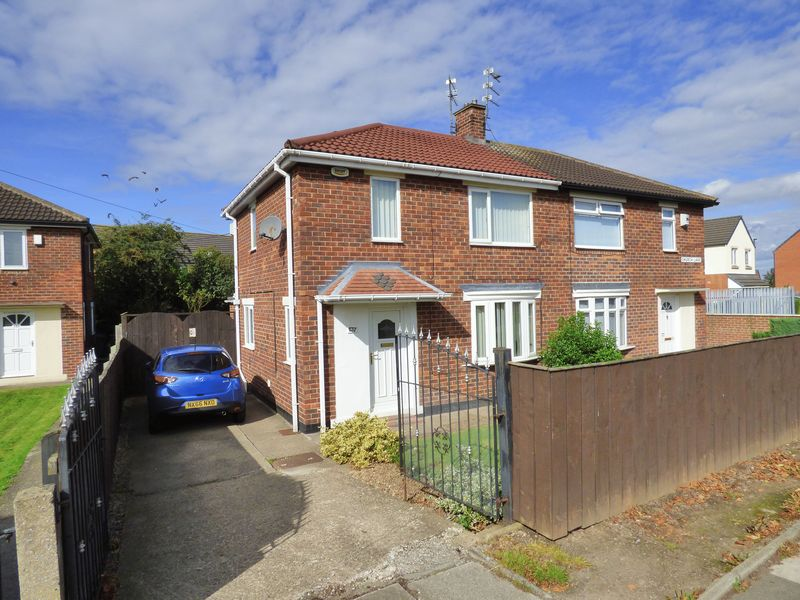 2 Bedrooms Semi Detached House for sale in Church Lane, TS6 9QU