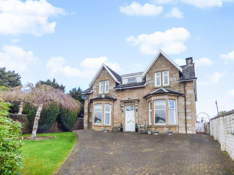 4 Bedrooms Detached House for sale in Clincarthill Road, Glasgow, G73 2LG