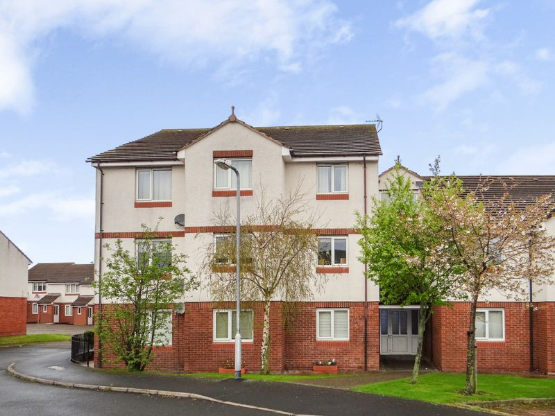 2 Bedrooms Flat for sale in Argylle Drive, Carlisle, Cumbria