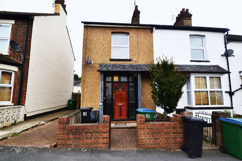 3 Bedrooms Terraced House for sale in St. James Road, Watford